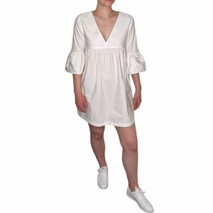 Sunday Best Bell Sleeve Summer Dress